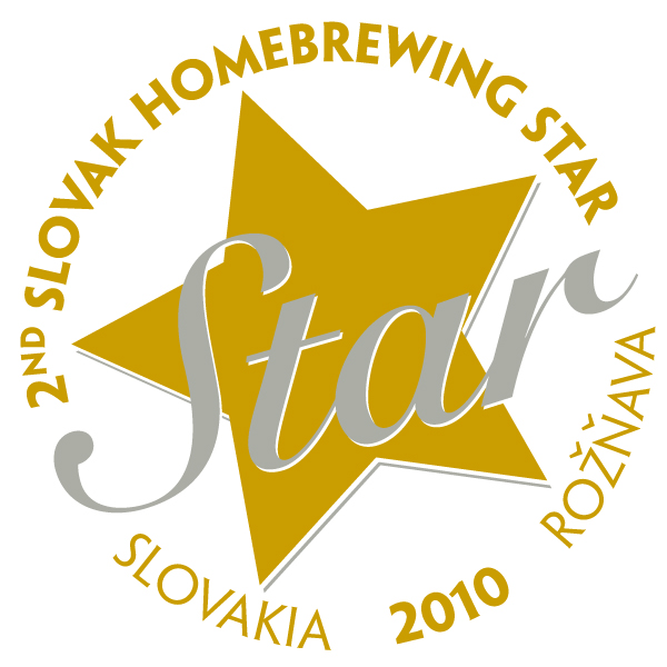 Slovak homebrewing Star 2010