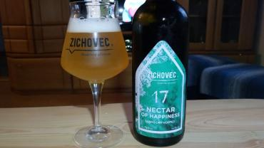 Zichovec Nectar Of Happiness 17 Sabro Dry Hopped