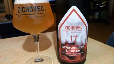 Zichovec Strawberry and Cream 17