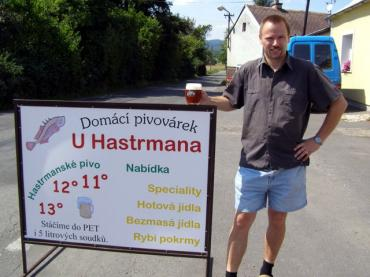 CzechBeerMan u Hastrmana