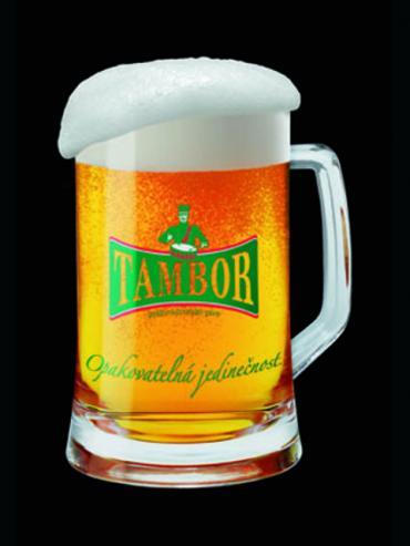 Z tohoto budete pít Tambora