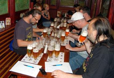 Pivní extraliga v akci