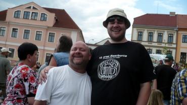 Dwarf s Kozlem, nikoli velkopopovickým