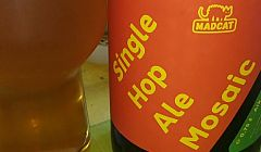 MadCat Single Hop Ale Mosaic [p1961]