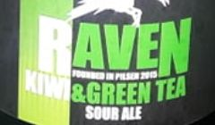 Raven Kiwi & Green Tea Sour Ale [p1598]