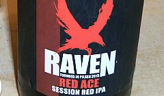 Raven Red Ace Session Red IPA [p1598]